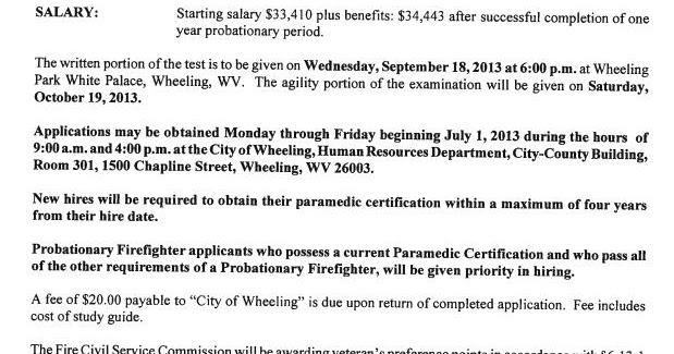 How to Become a Firefighter - paramedic job description