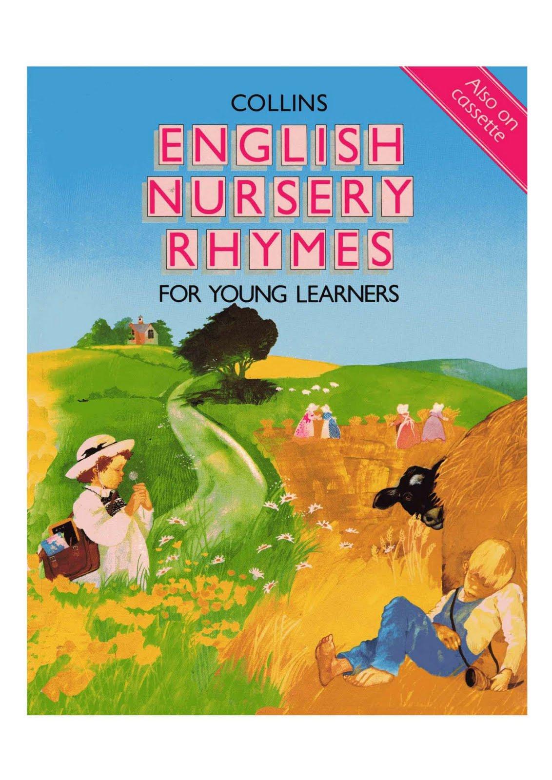 Free Download Ebook English Nursery Rhymes