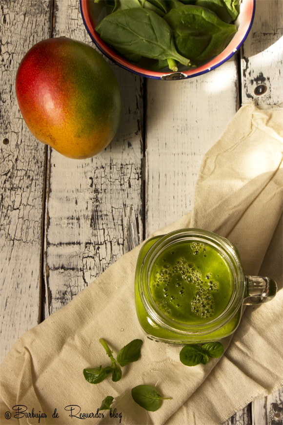 Jugo Verde | Green smoothie