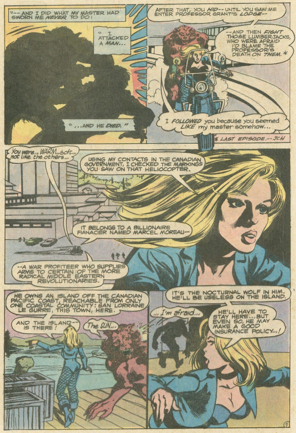 Read online World's Finest Comics comic -  Issue #247 - 36