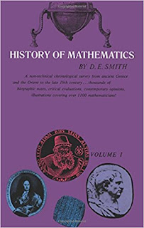D.E. Smith: History of Mathematics
