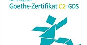 كتاب Mit Erfolg Zum Goethe Zertifikat C2 Gds بصيغه Pdf