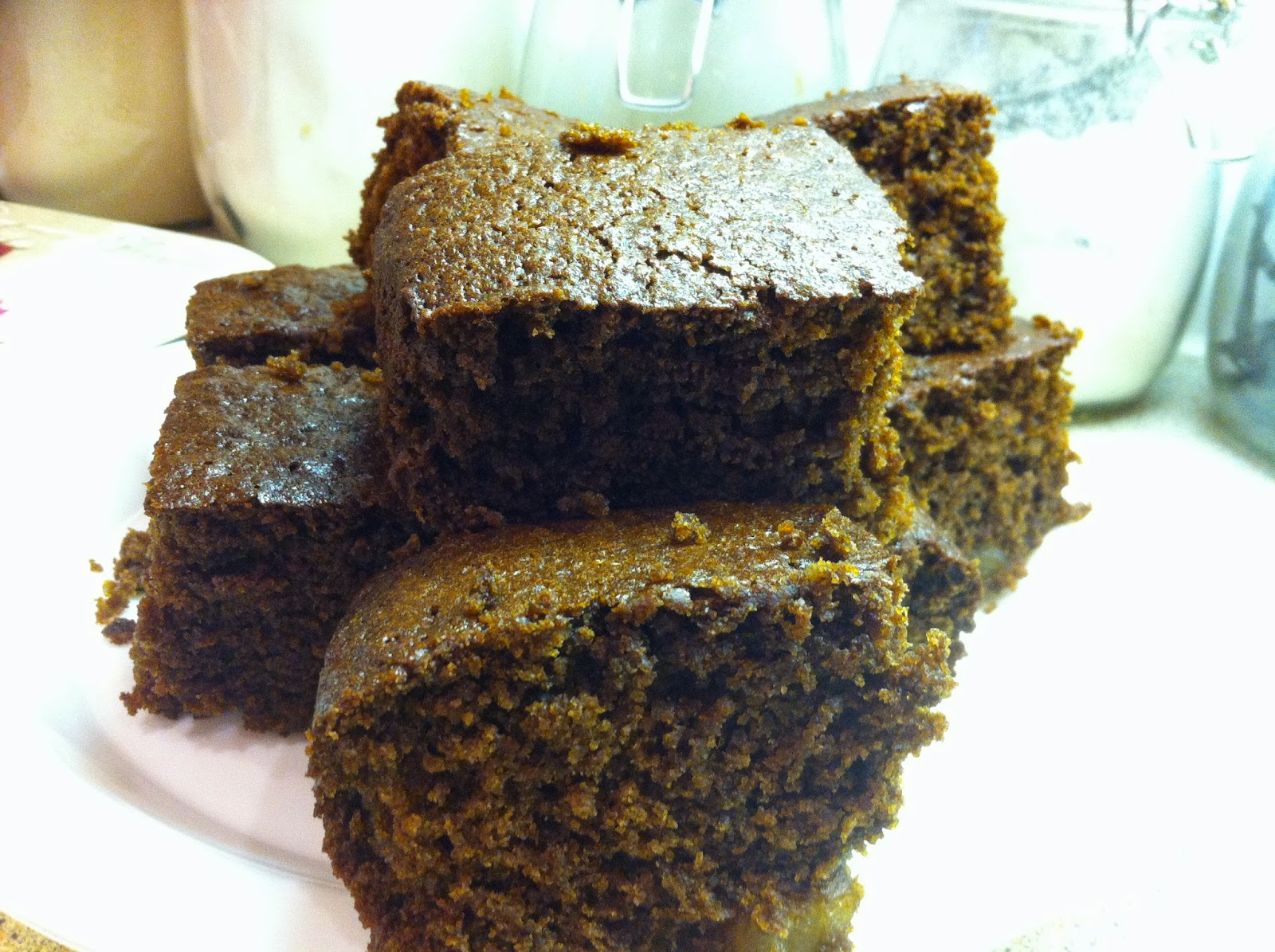 This Muslim Girl Bakes Cake Crumble