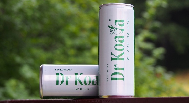 Dr Koala - napój relaksacyjny - zupełnie naturalny?