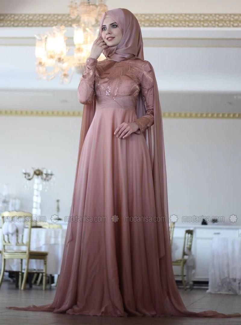 Robe de soiree turque 2019