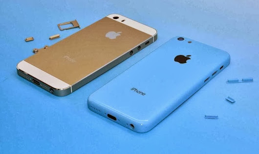 iPhone 5c, iPhone 5s India price officially confirmed by Apple