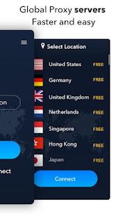 Gold Free VPN Unlimited NO LOGS v5.1.29 APK