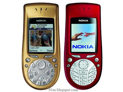 Nokia Jadul 3650 3660