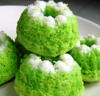 How to Make Tasty Snacks Soft Kue Putu Ayu