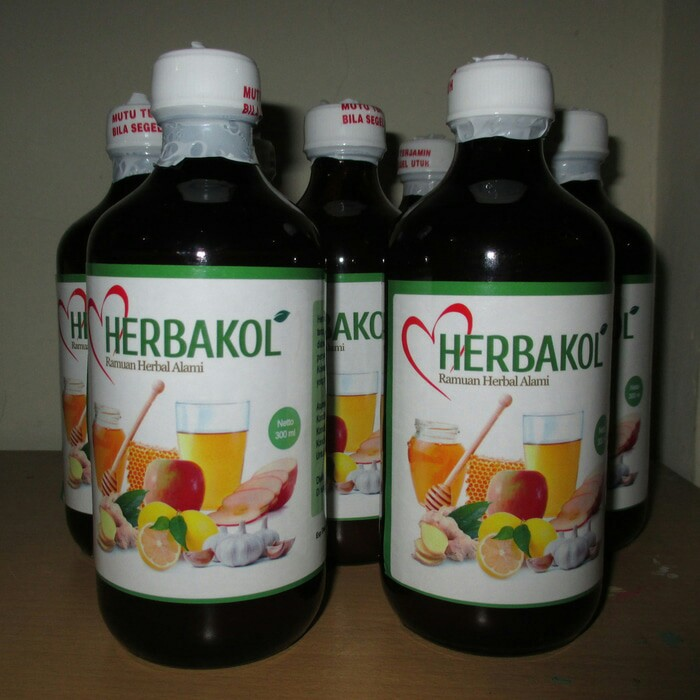 jual jus bawang putih herbakol juice al ghiefari obat herbal