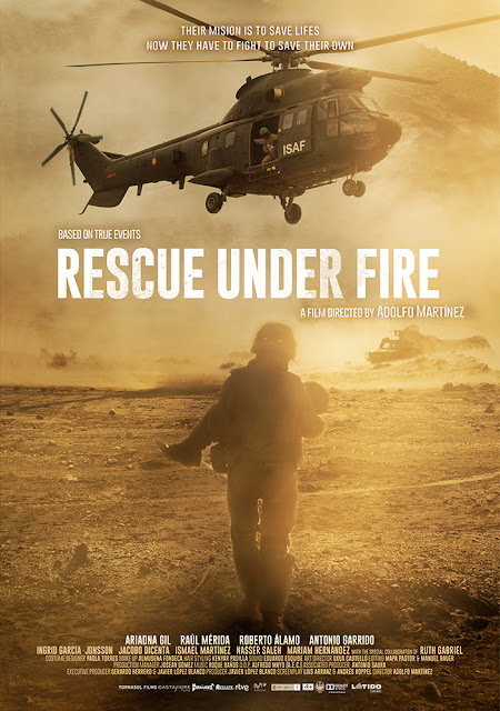 Rescue Under Fire (2017) ταινιες online seires oipeirates greek subs