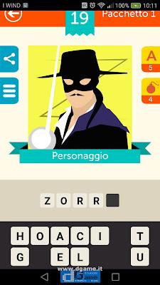 Iconica Italia Pop Logo Quiz soluzione pacchetto 1 livelli 19-25