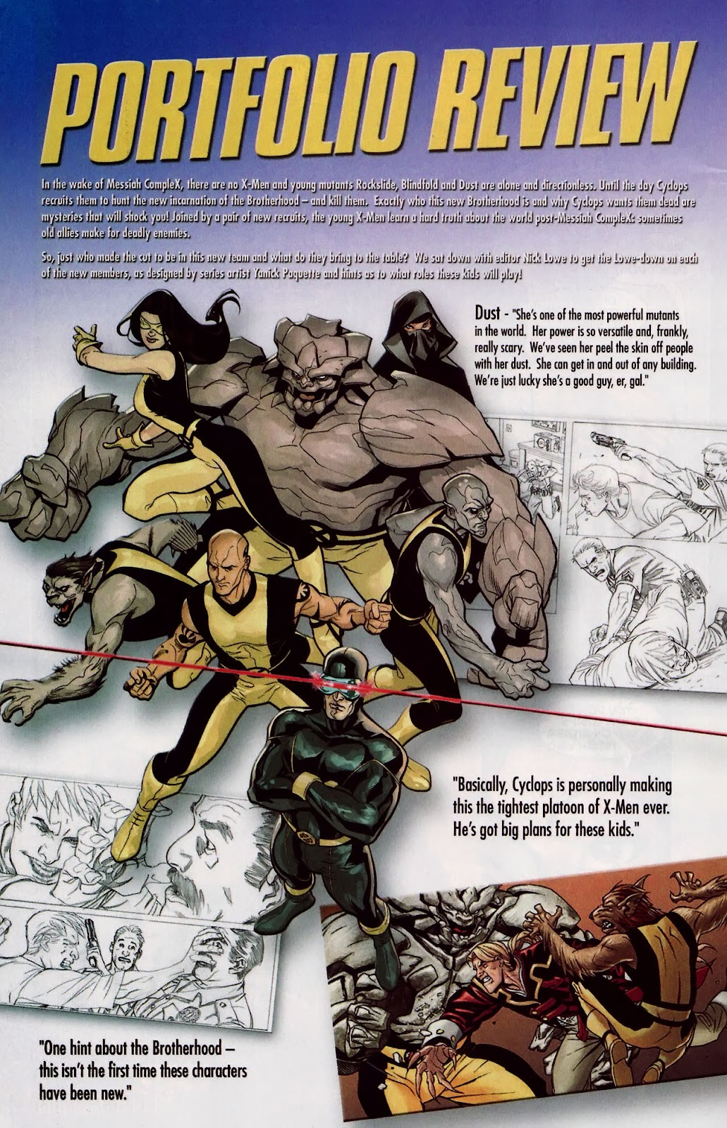 Read online Wolverine (2003) comic -  Issue #62 - 26