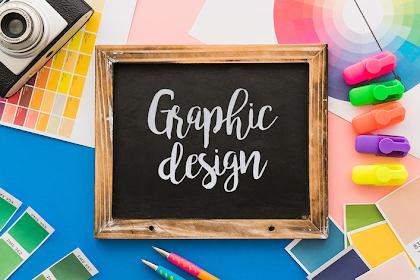 Mengenal 8 Jenis Desain Grafis Dan Perbedaannya