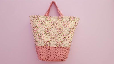 The Spring Bag - with tutorial