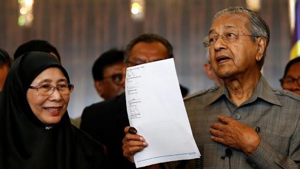 Mahathir: Anwar Ibrahim Akan Segera Dibebaskan dari Penjara