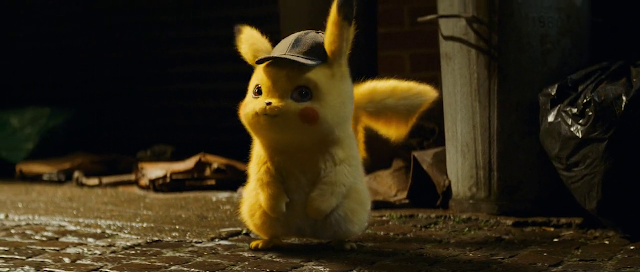 Pokémon Detective Pikachu (2019) Dual Audio [Hindi-Cleaned] 720p BluRay ESubs Download