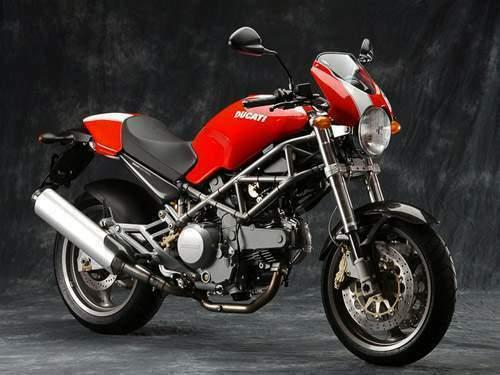 Ducati Workshop Manuals Resource  Ducati Monster 620 2005