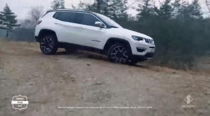 Canzone Jeep Pubblicità Renegade Limited , Spot Maggio 2018