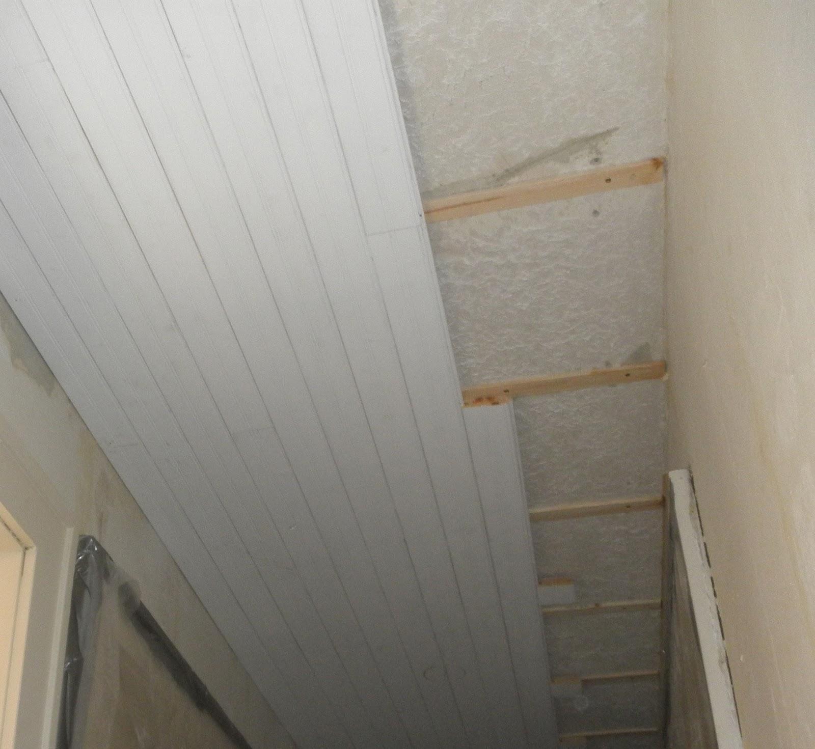 Zenith City Revival: Beadboard Ceiling