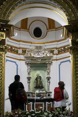 Albox, Virgen del Saliente, Santuario del Saliente