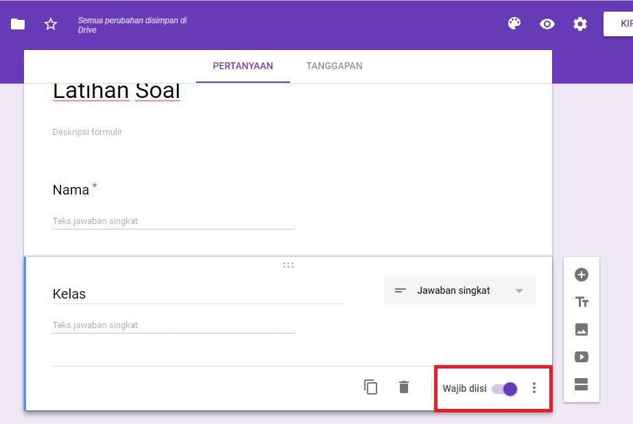 Cara Membuat Kuesioner Online Menggunakan Google Form