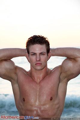 WORKOUT INSPIRATION .NET: Cody Redmond: AAG Fitness Model