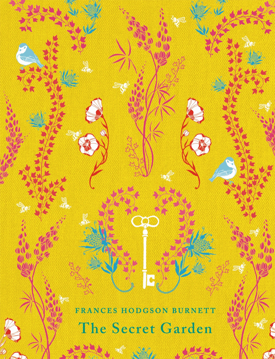 Secret Garden: Angela's Anxious Life: The Secret Garden By Frances