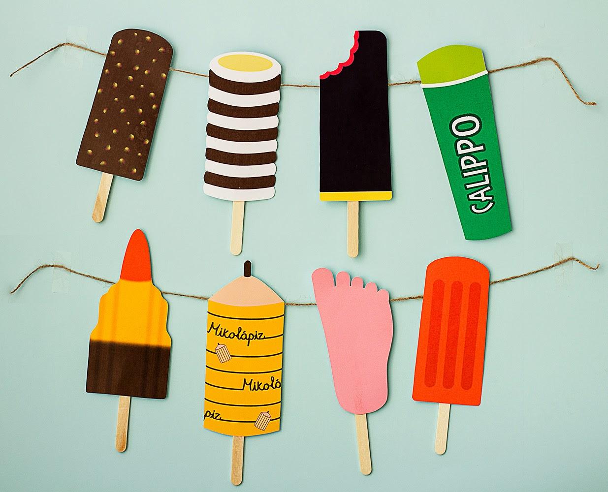 Fiesta de helados