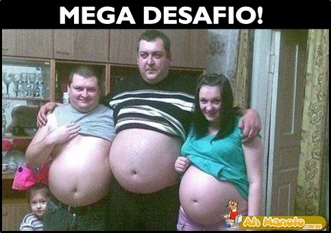 Quem é a grávida?