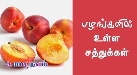 Health Benefits of Fruit: Vitamins, Minerals + Fiber