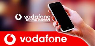 Vodafone Bedava İnternet paketsiz 2019 (paketten yemez)