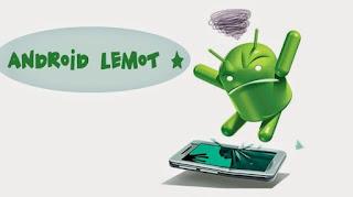 android lemot jadi lambat
