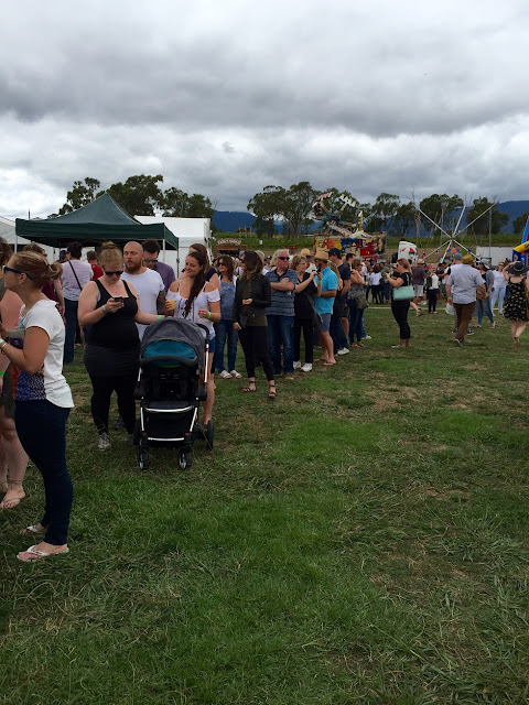 Victorian Cider and Pork Festival, Yarra Valley, Rochford Winery