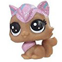 Littlest Pet Shop Series 2 Teensie Special Collection Sprinkles Flufftail (#2-38) Pet