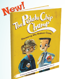 potato chip champ book