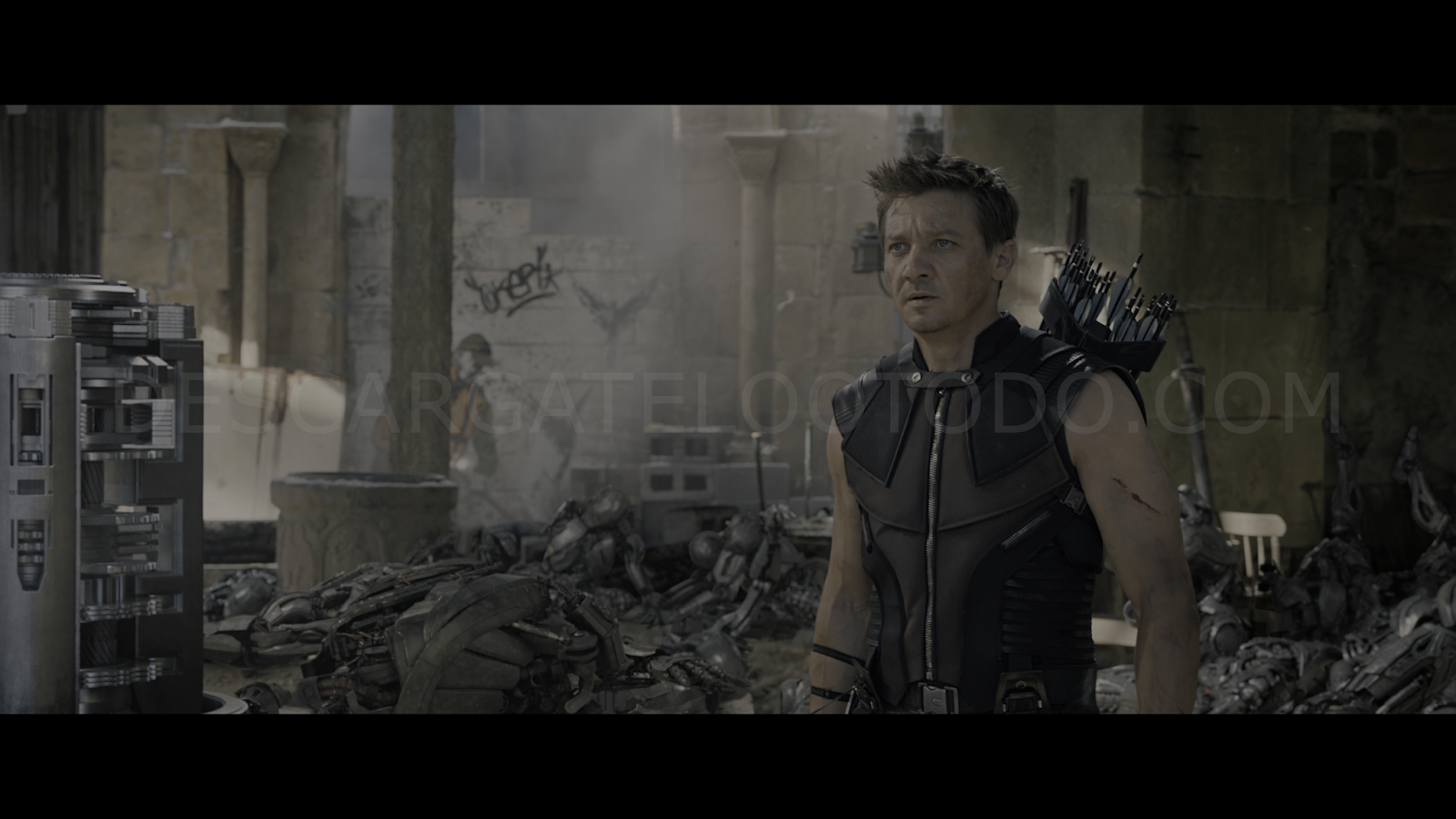 Avengers: Age of Ultron (2015) REMUX 4K UHD [HDR] Latino-Castellano-Ingles captura 4