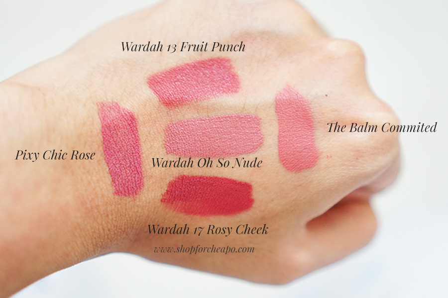 Wardah Exclusive Matte Lip Cream 11 Oh So Nude Review