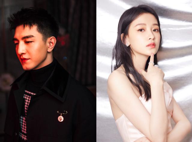 Hello Prosecutor cdrama cast Sun Yi Jin Han