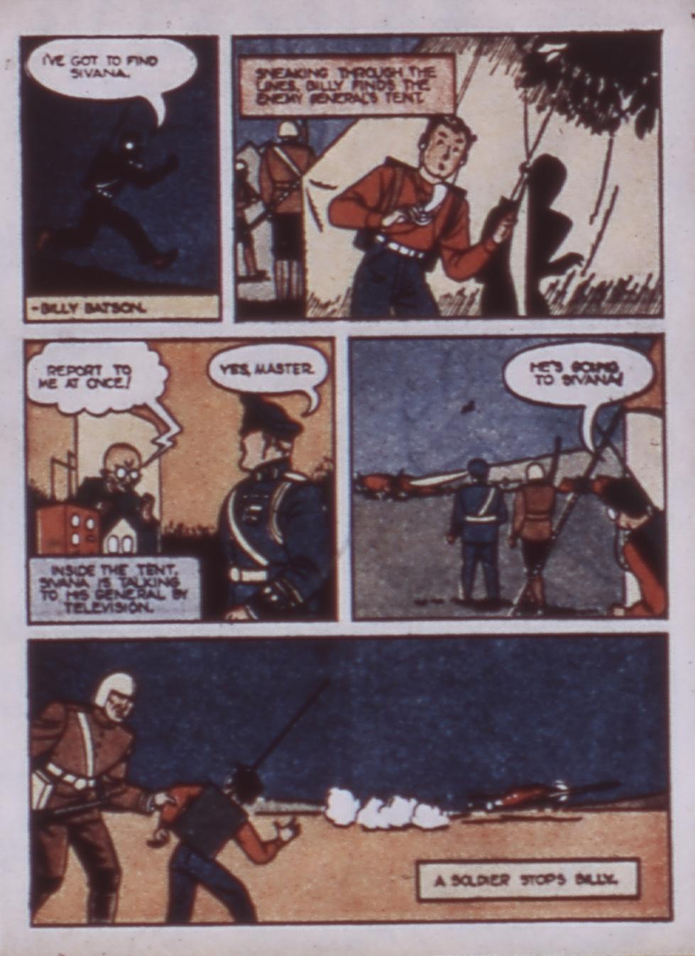 Read online WHIZ Comics comic -  Issue #3 - 9