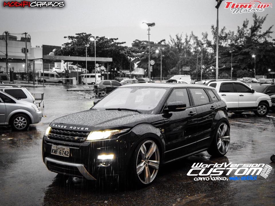 d2dc4db5c94dc World Version Custom  Evoque com rodas aro 24