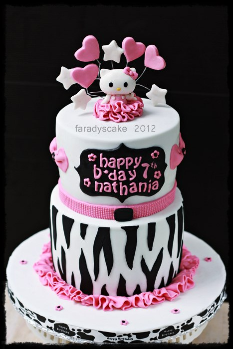 Wilton Hello Kitty Cake Pan Servings