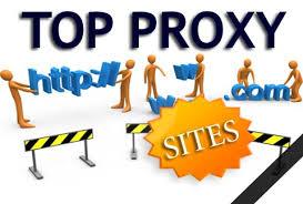 lista de servidores proxy