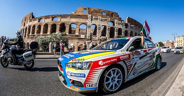 FIA ERC calendar 2020