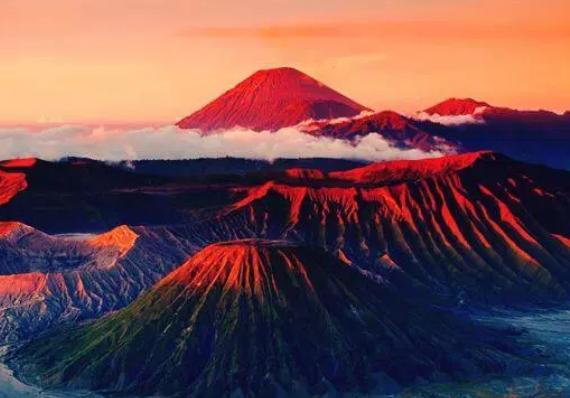 Tempat wisata terbaik di Indonesia