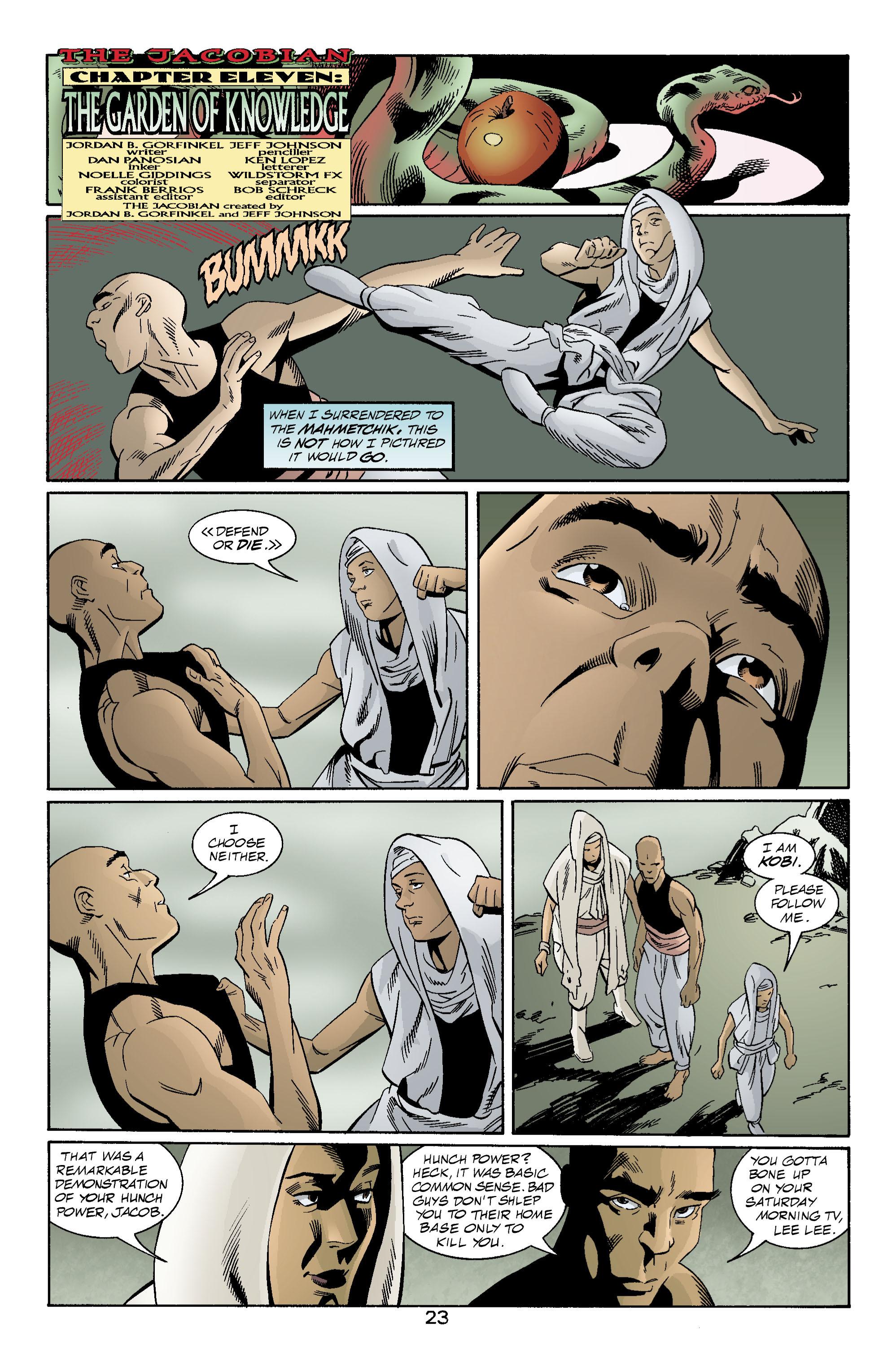 Detective Comics (1937) 756 Page 23