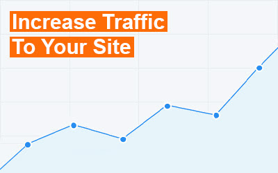 How to increase traffic to your website/blog