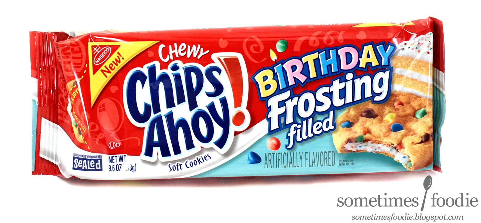 Birthday Cake Cookies Chips Ahoy