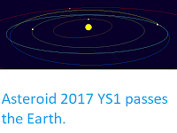 http://sciencythoughts.blogspot.co.uk/2017/12/asteroid-2017-ys1-passes-earth.html