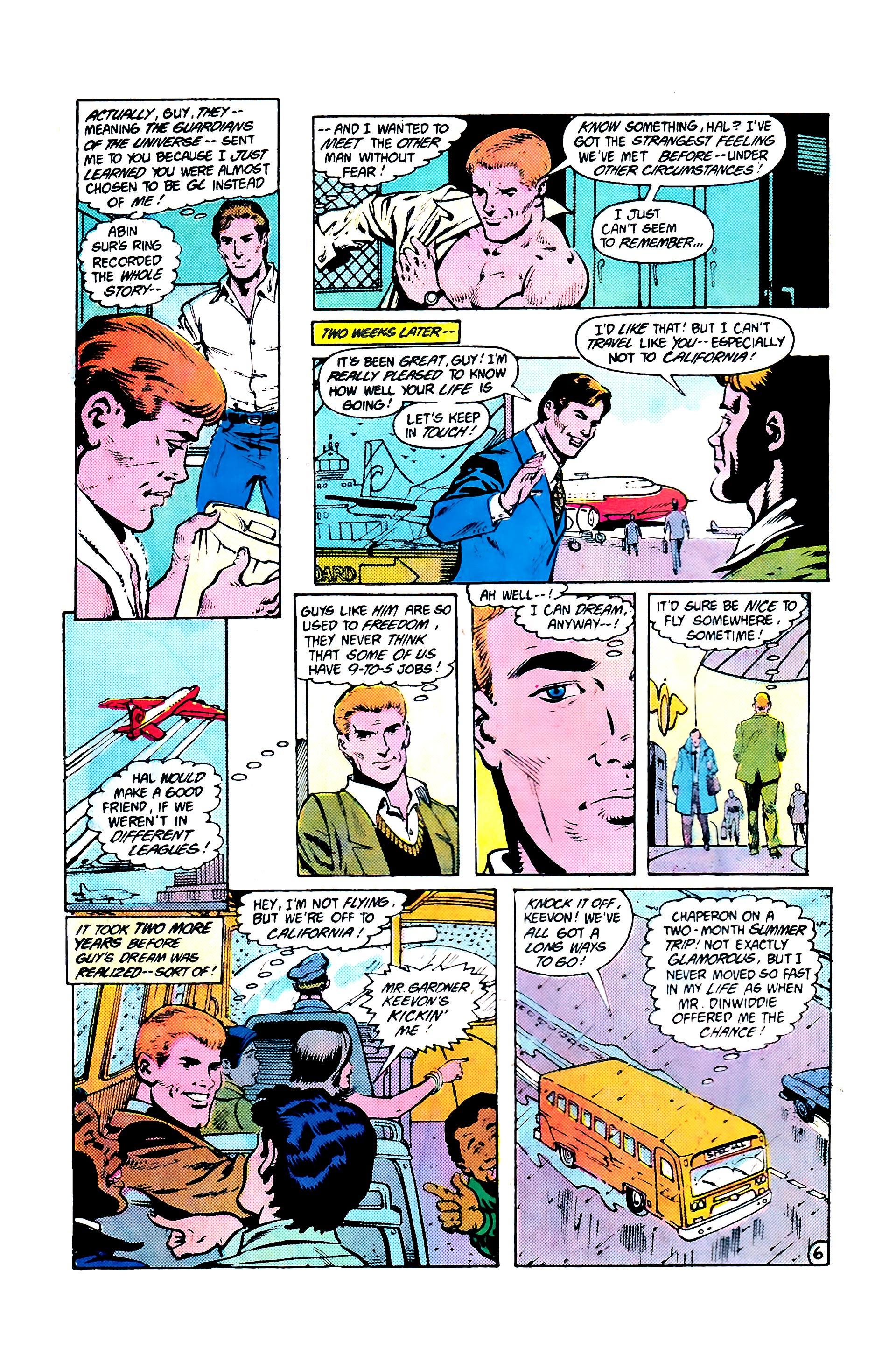 Read online Secret Origins (1986) comic -  Issue #7 - 10